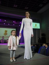 Kid's Fashion Day - день детской моды .